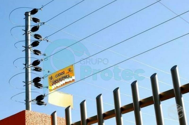 Cerca eletrica preço londrina